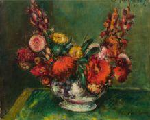 Anton Faistauer, Blumen in Schale
