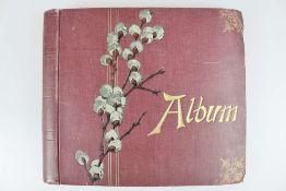 Liebig-Bilder-Album, um 1900