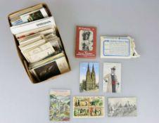 Postkarten Konvolut ca. 565 Karten.