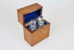Decanter Box mit 2 Karaffen