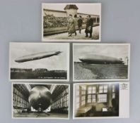 Postkarten 30er Jahre.