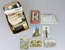Postkarten Konvolut ca. 565 Karten
