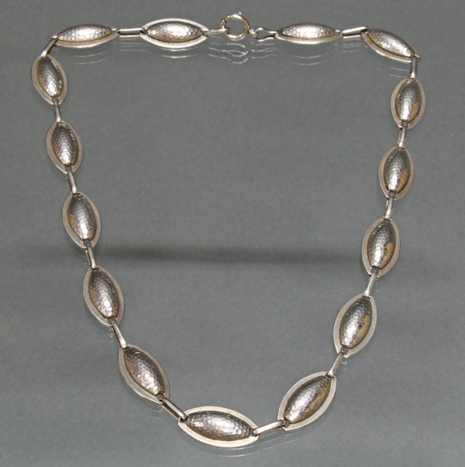 Kette, Silber, 42 cm lang