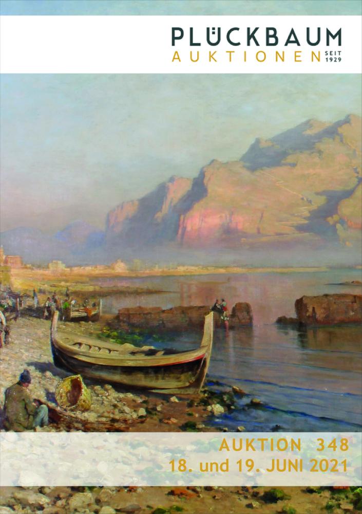 348. Kunst- und Antiquitäten Auktion