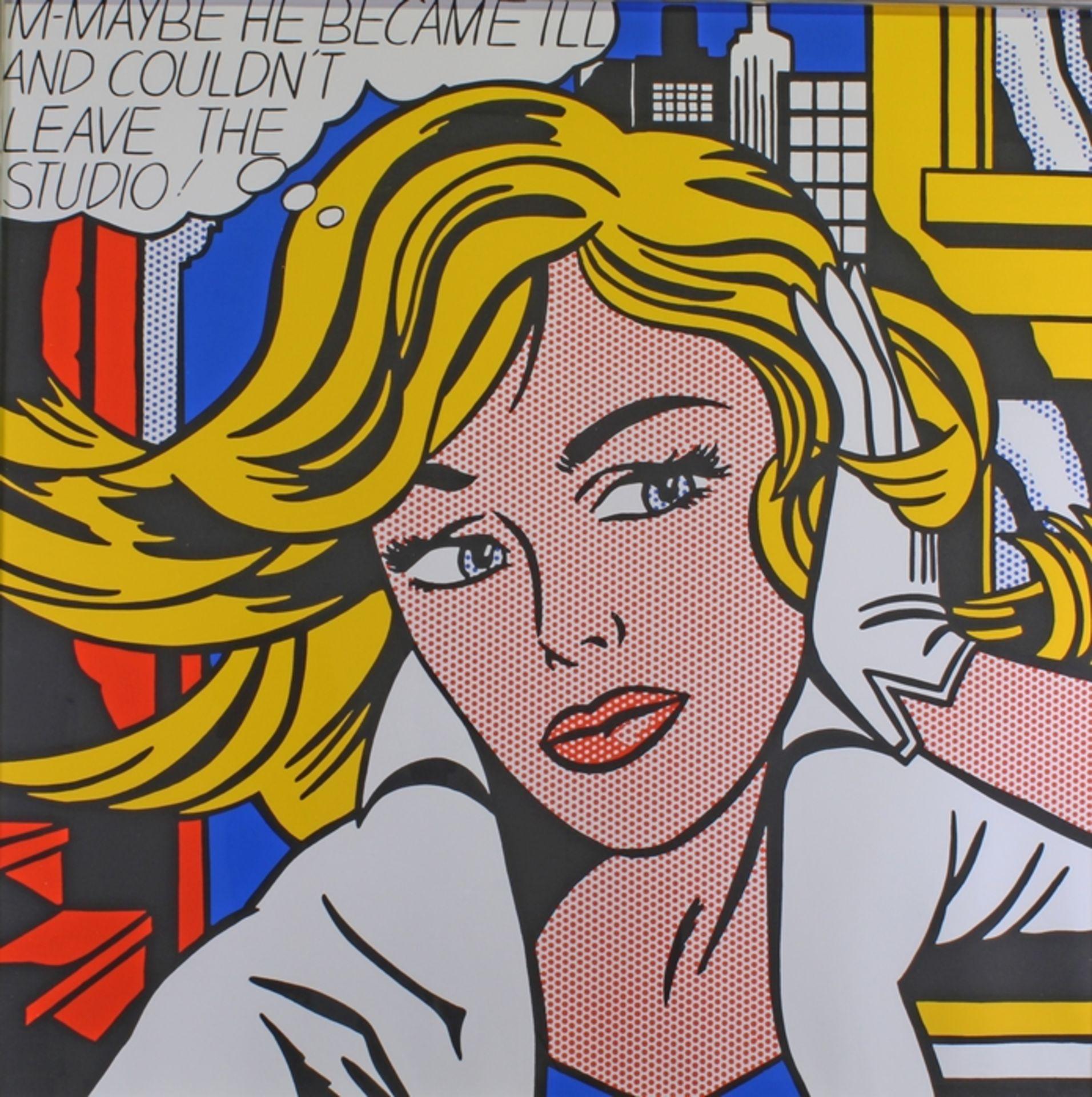 Lichtenstein, Roy (New York 1923 - 1997),