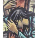 Masereel, Frans (Blankenberghe 1889 - 1972 Avignon, Studium an der KA Gent bei Jean Delvin, bereist