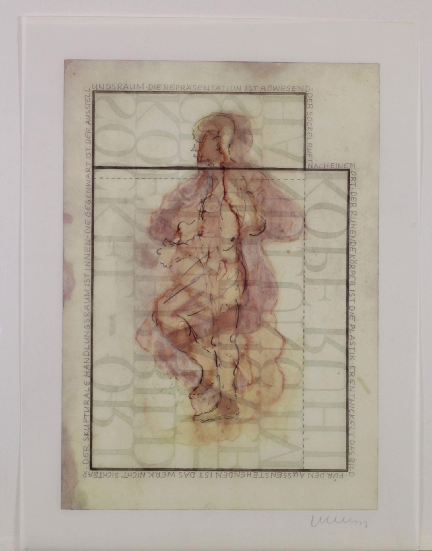Zeitgenössische Künstler (20./21. Jh.), - Bild 6 aus 7