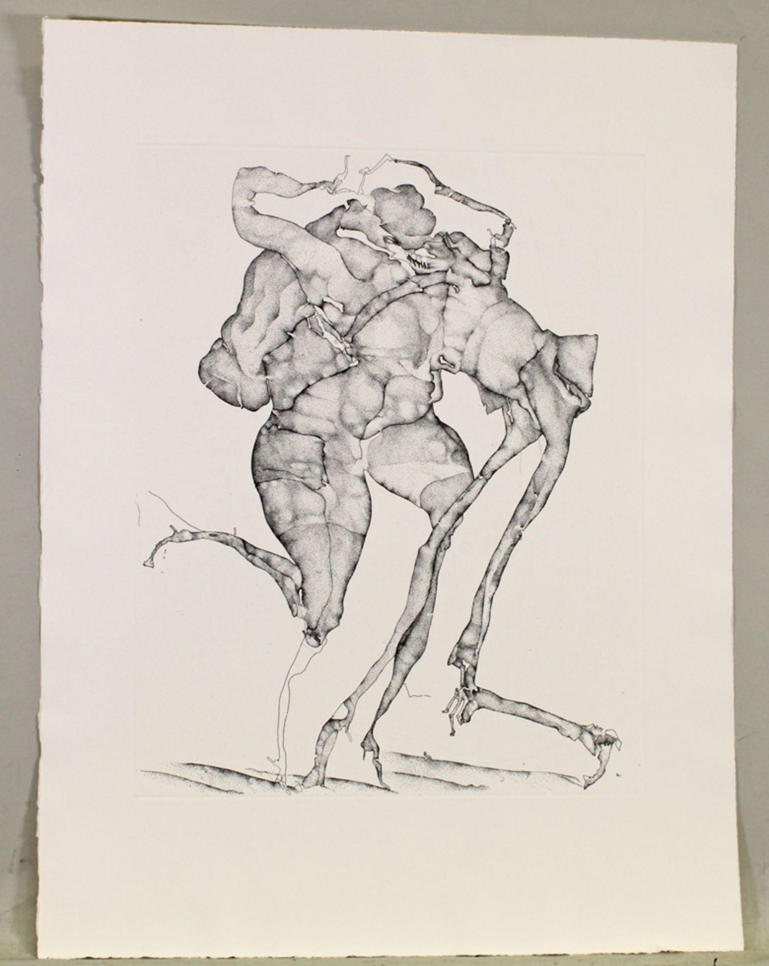 Zeitgenössische Künstler (20./21. Jh.), - Bild 7 aus 7