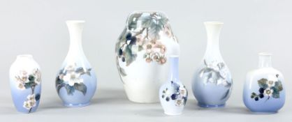 6 Vasen