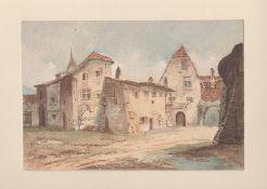 Frey, Eduard (Como 1813 - 1873 München) attr.