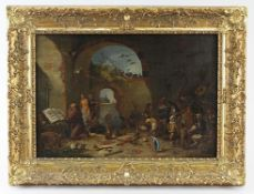 Teniers, David d.J. ( Antwerpen 1610 - 1690 Brüssel) Umkreis