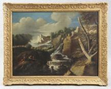 Deutscher Maler des 18. Jhd.
