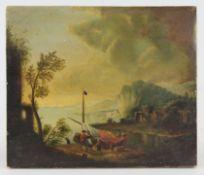 Niederländischer Maler des 18./19. Jhd.
