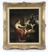 Französischer Maler des 19. Jhd.