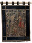 A Wall Hanging Tapestry