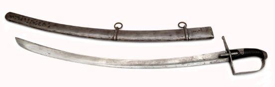 Light Cavalry Troops´ Sabre 1768 Model