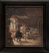 In the Atelier, Karel Tucek
