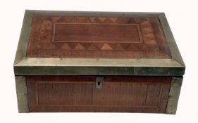 A Jewelry Box with Secret Spaces