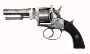 A Double Action Revolver by William Worton