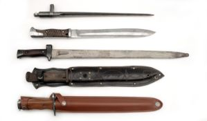 Five Different Bayonets
