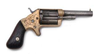 Slocum Front Loading Revolver