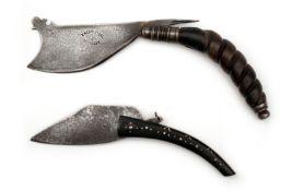 Two Folding Knives