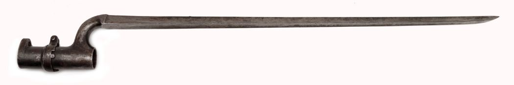 A Socket Bayonet for the Pattern 1853 Enfield Rifle Musket