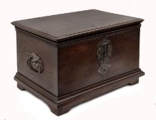 A Small Baroque Chest