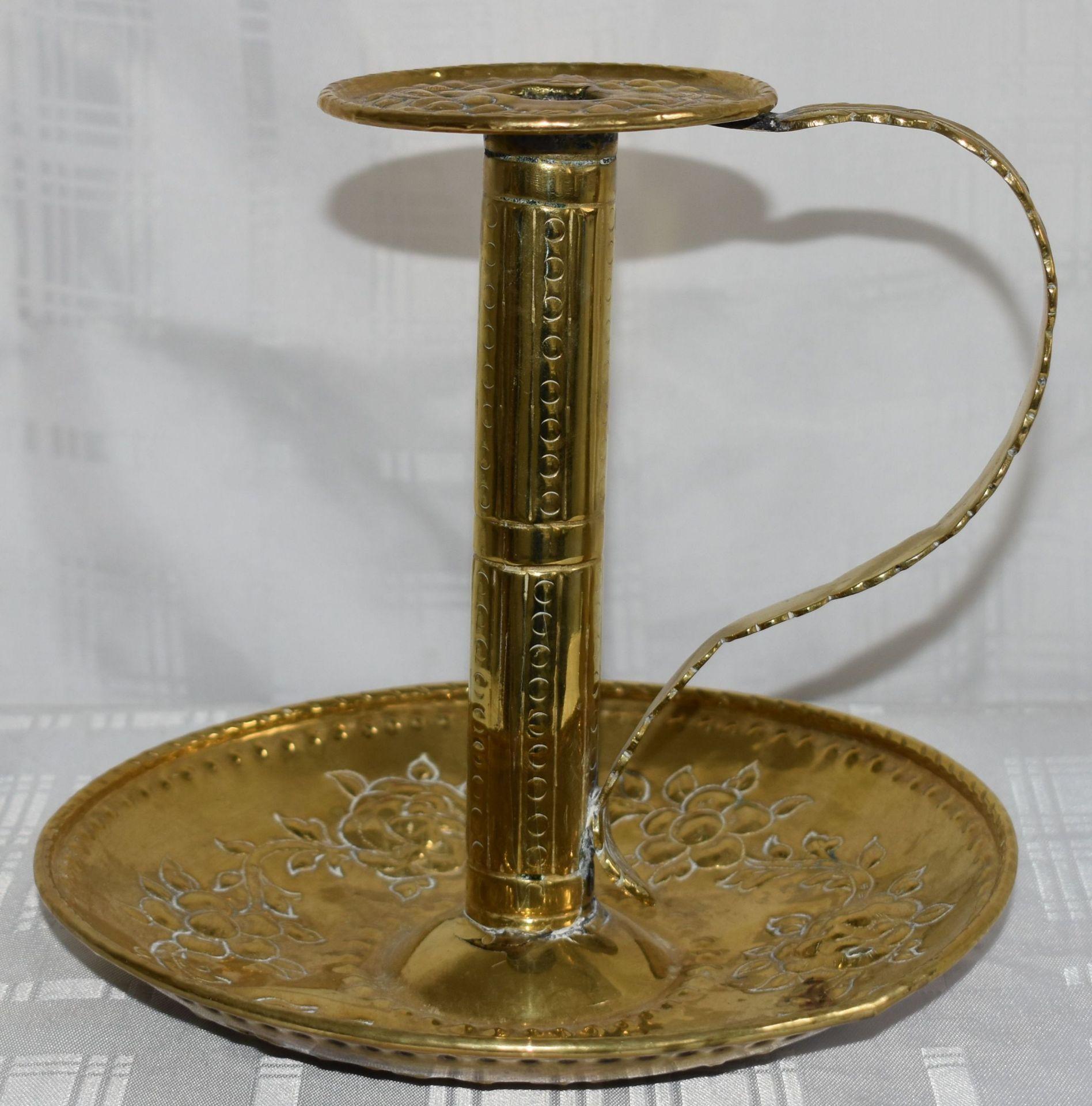 Kerzenleuchter um 1850