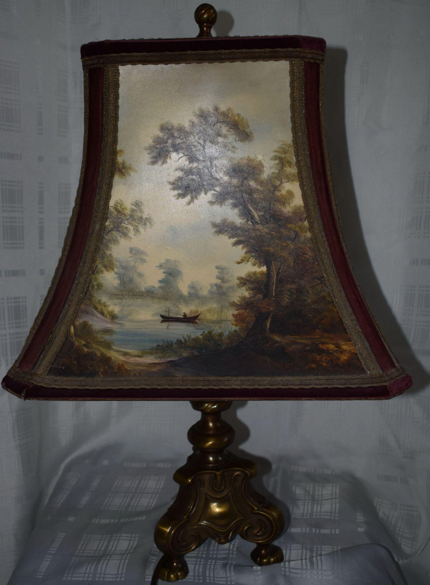 Lampe, Deutschland um 1930