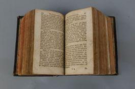 BUCH VON 1757: Theologia Moralis Vol. II