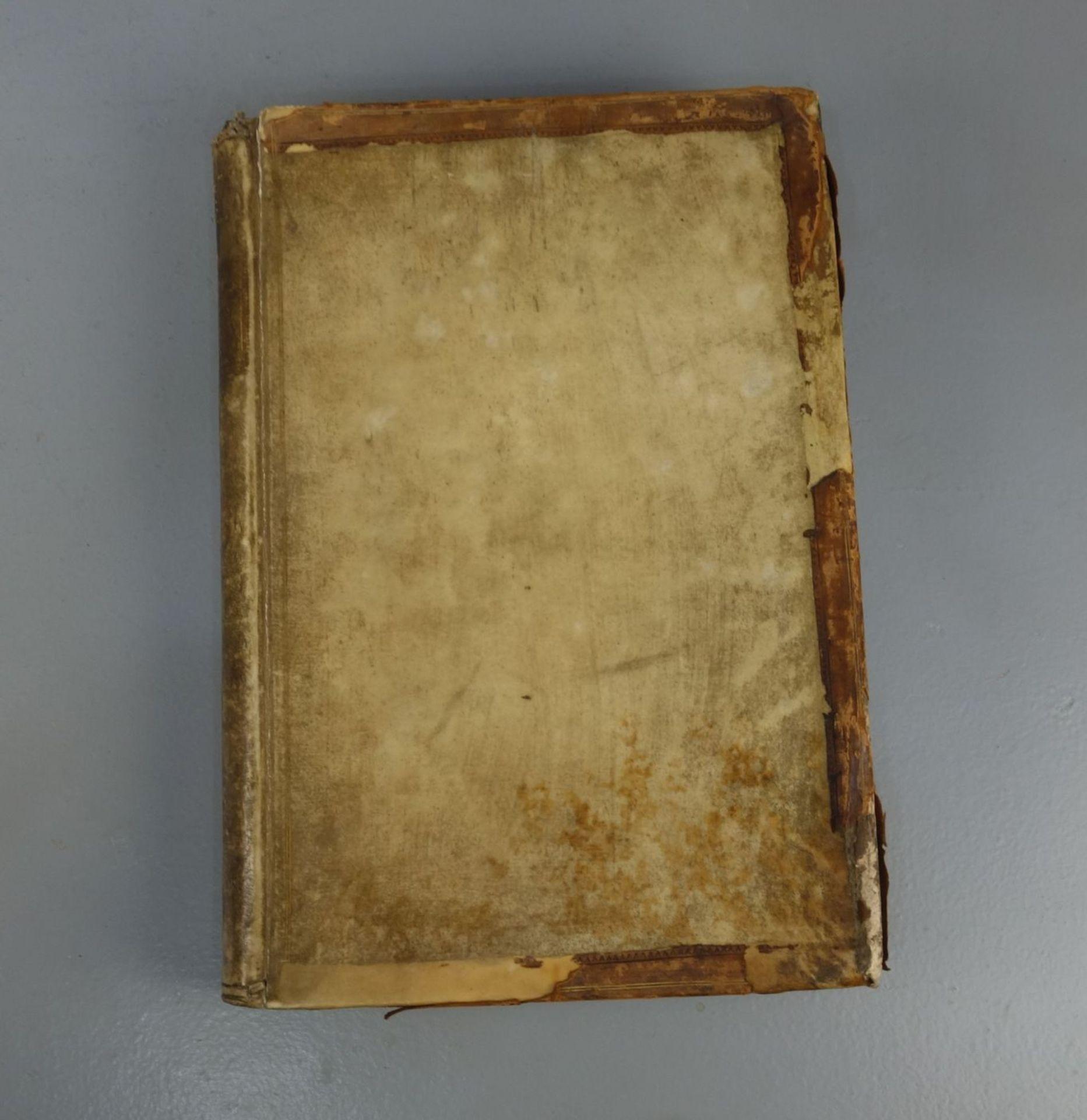 BUCH VON 1707 - Image 2 of 5