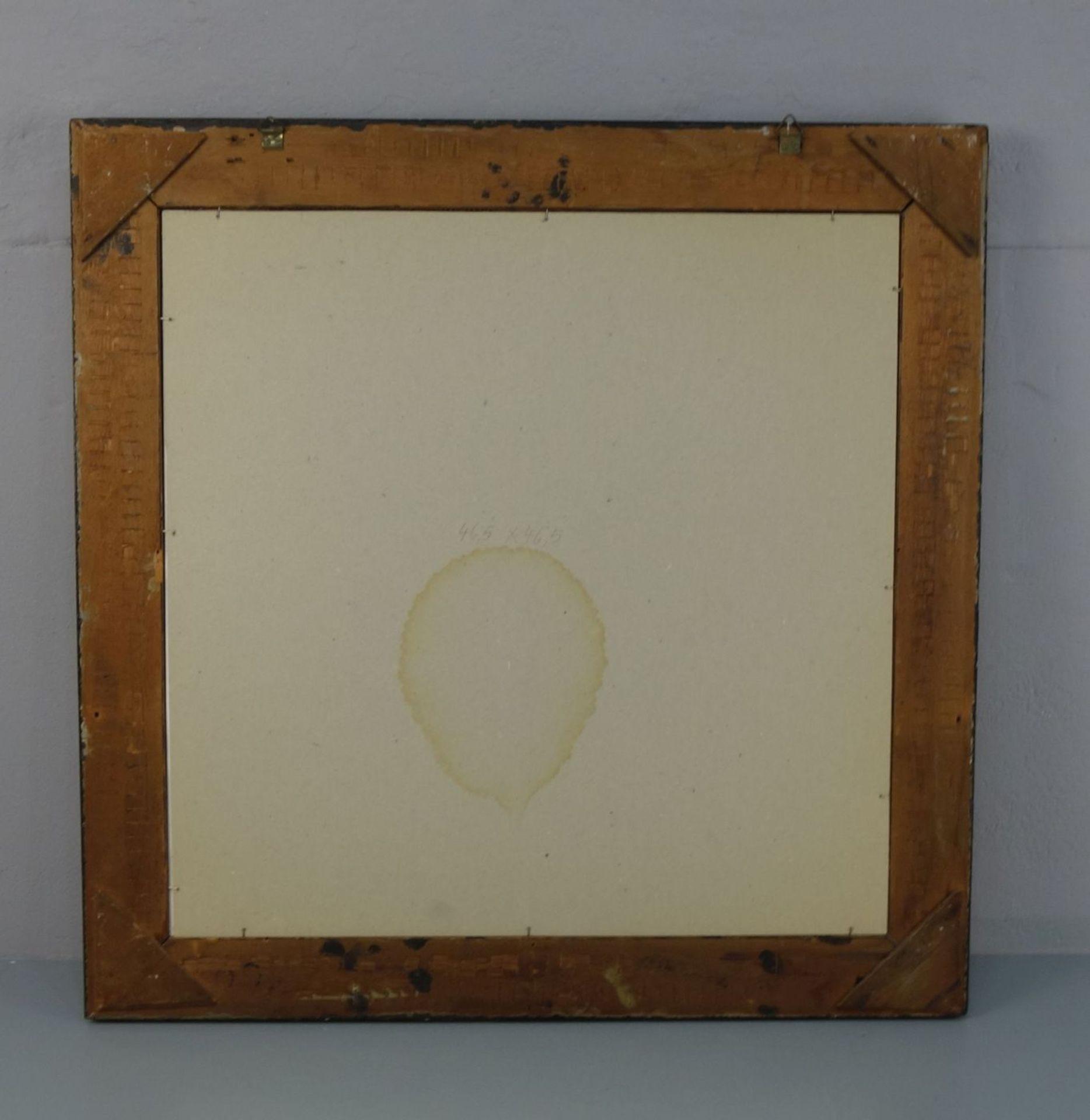 E. V. D. MEHR - GOUACHE - Bild 3 aus 3