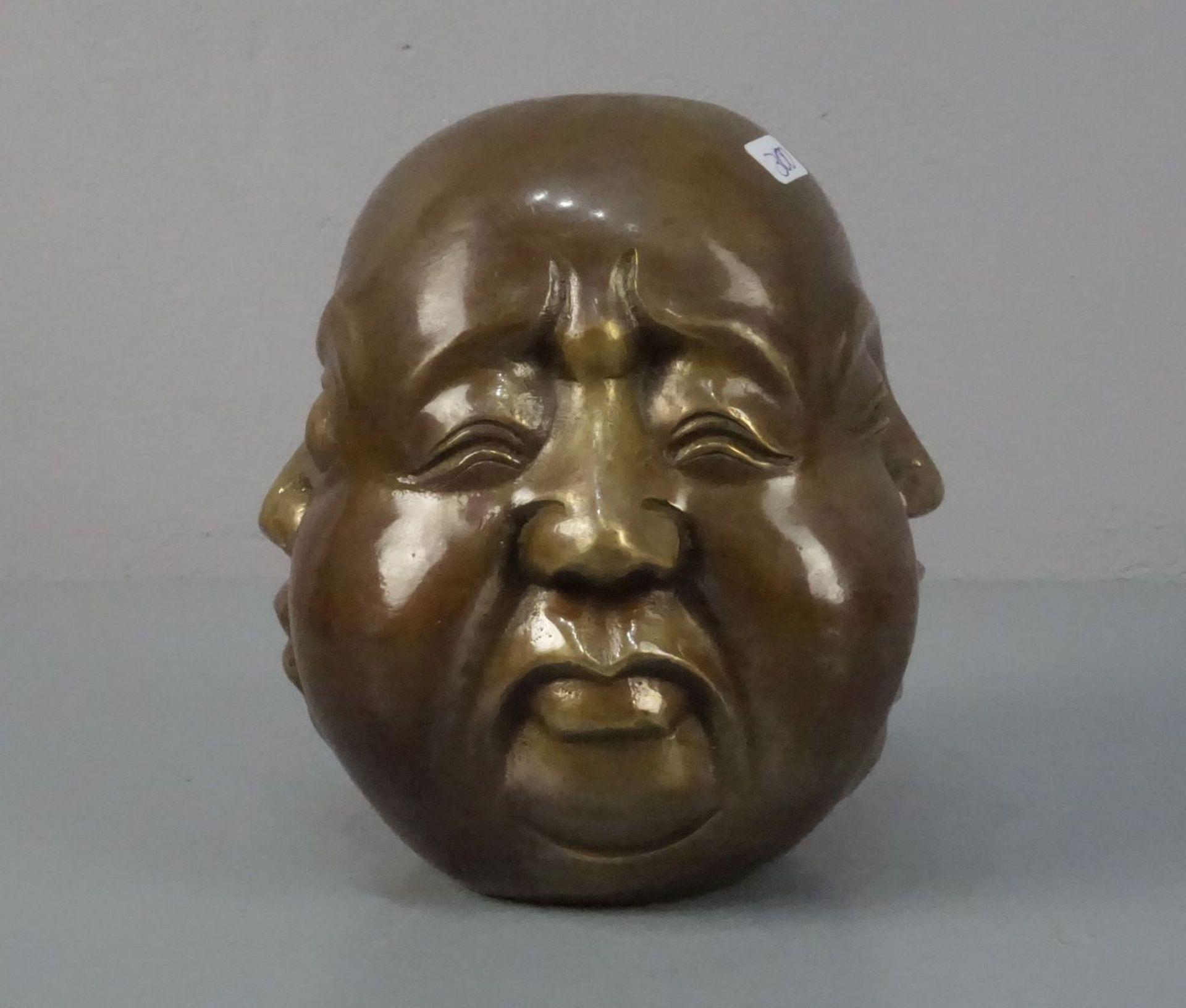 BUDDHA - KOPF MIT VIER GESICHTERN - Image 2 of 4