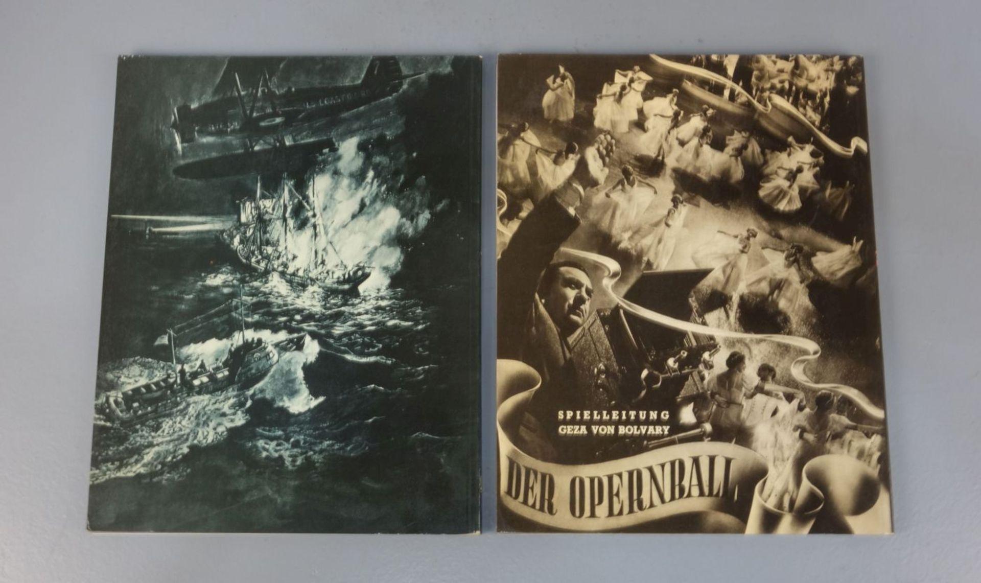 ZWEI HEFTE: Filmprogramme von 1930-1945 - Image 2 of 3