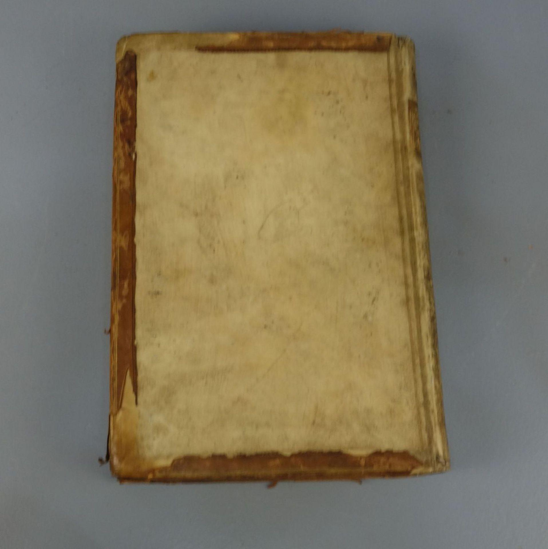 BUCH VON 1707 - Image 4 of 5