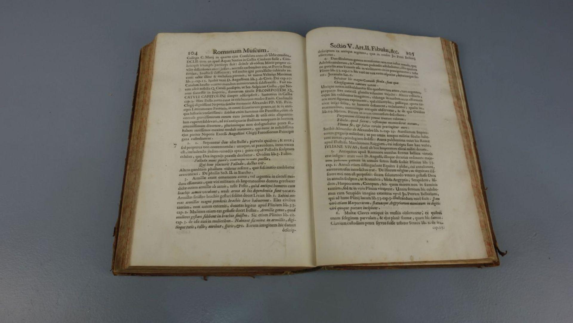 BUCH VON 1707 - Image 5 of 5