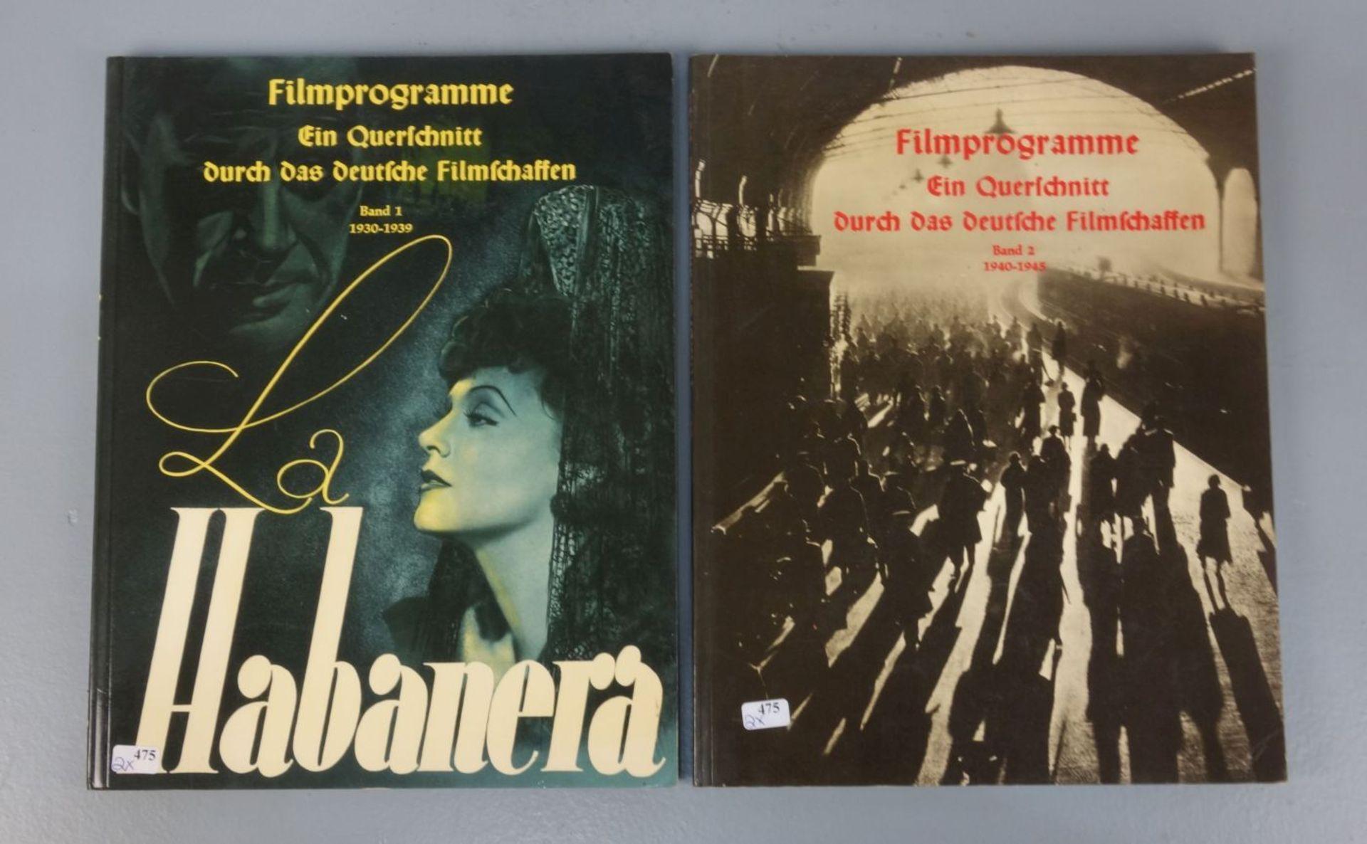 ZWEI HEFTE: Filmprogramme von 1930-1945
