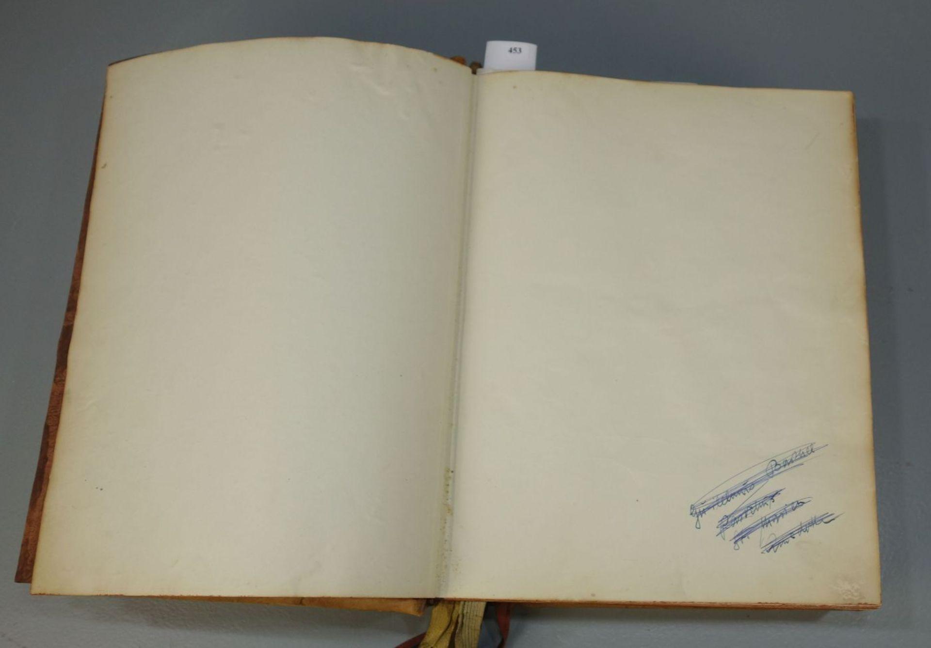 BIBEL IM LEDEREINBAND - Image 4 of 8