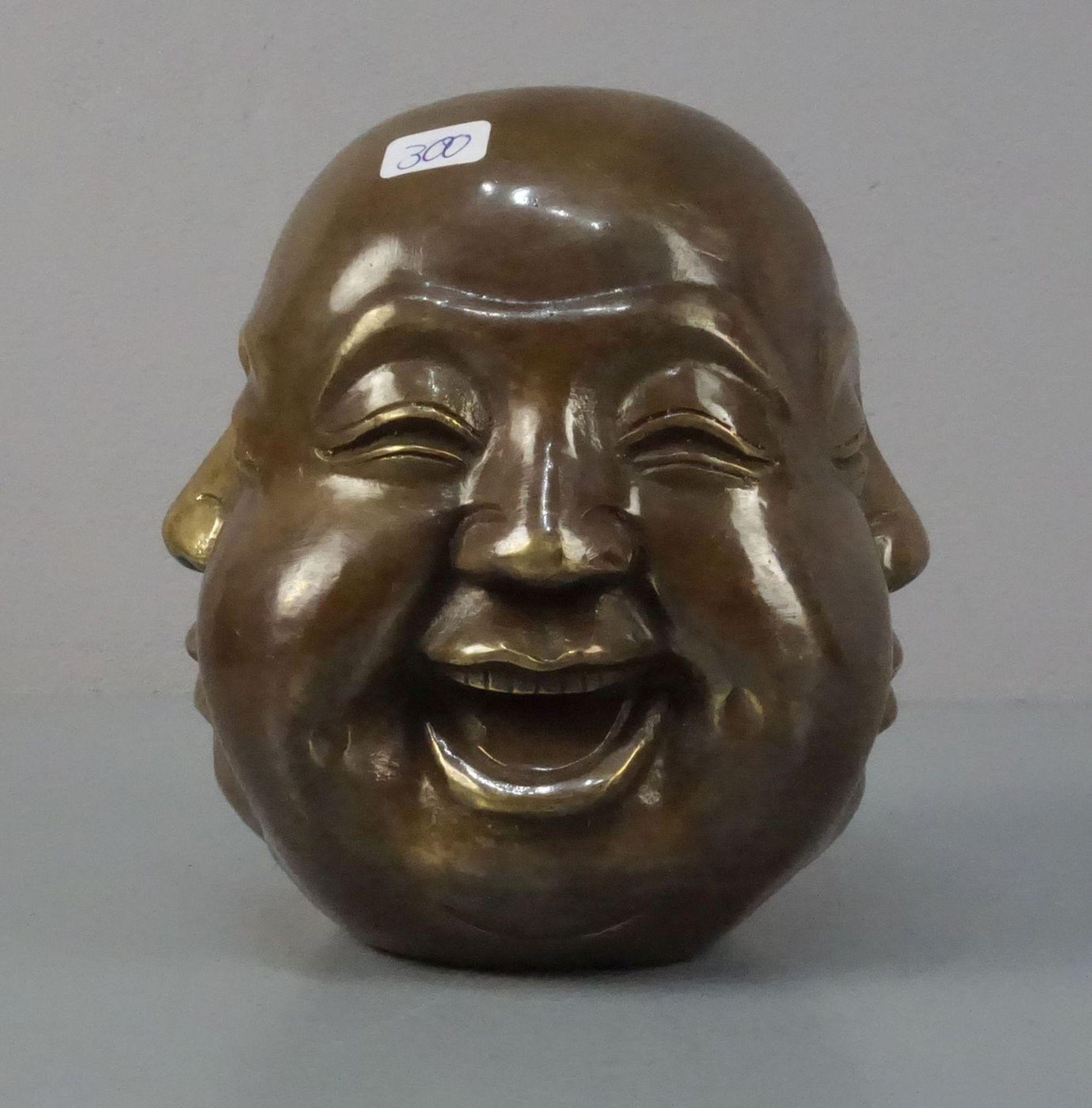 BUDDHA - KOPF MIT VIER GESICHTERN - Image 4 of 4