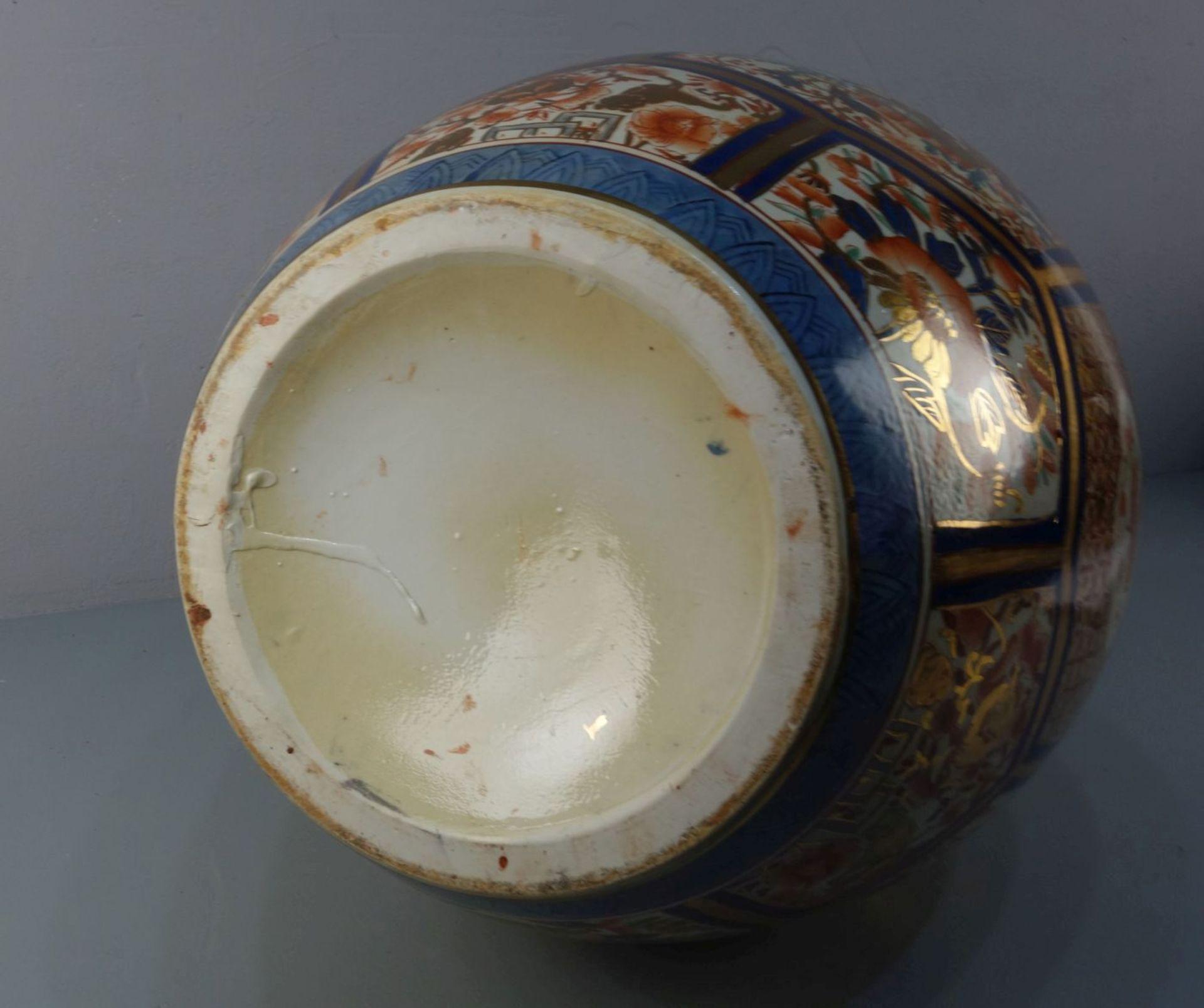 GROSSE IMARI - VASE - Bild 4 aus 5