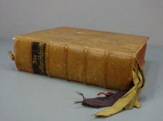 BIBEL IM LEDEREINBAND