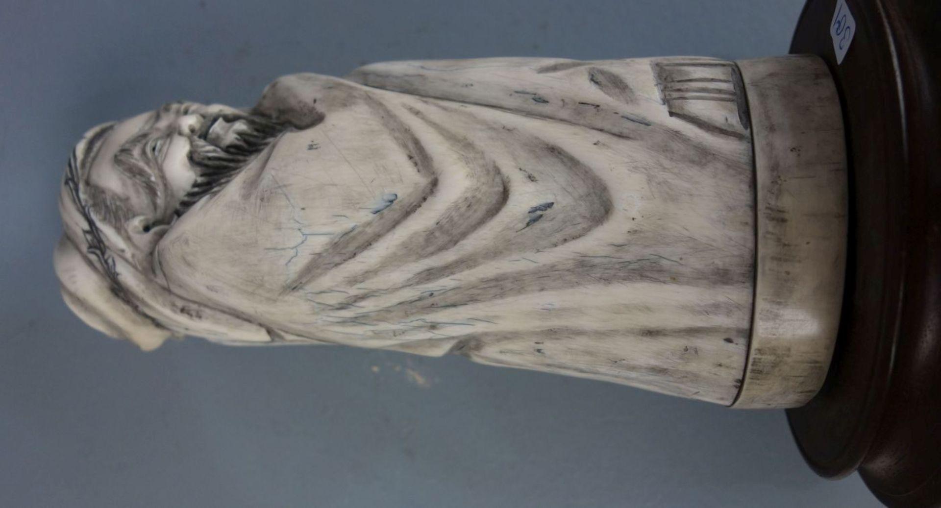 "SKULPTUR: ""LAO-TSE"" - Bild 8 aus 9"