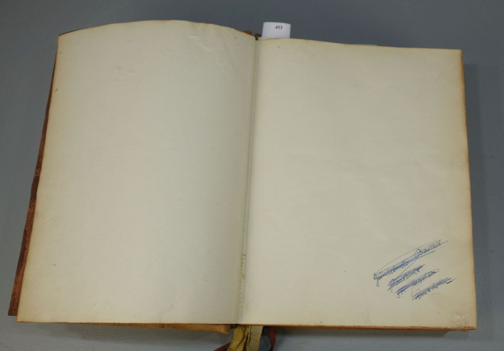 BIBEL IM LEDEREINBAND - Bild 4 aus 8