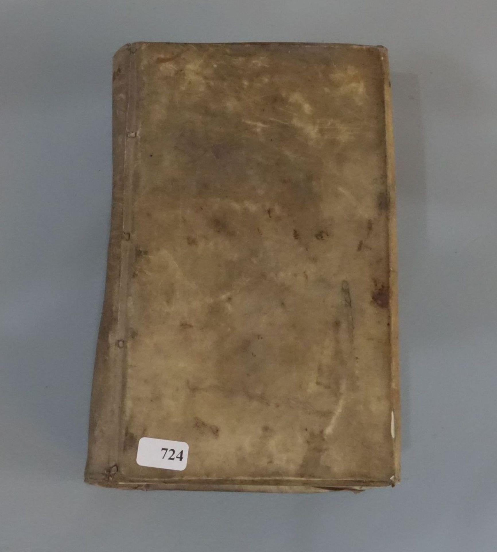 BUCH VON 1731 - Bild 3 aus 3