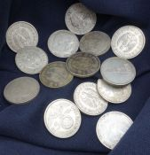 CONVOLUTE COINS: 5 Reichsmark