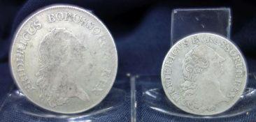 COIN OF 1771 (Brandenburg-Prussia)