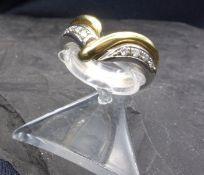 RING - 750 gold