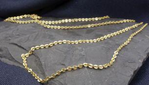CHAIN - 750 yellow gold