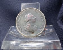 COIN GREAT BRITAIN - 1/2 PENNY